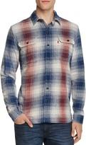 Levi's Selvedge Jackson Worker Regular Fit Button-Down Shirt