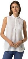 Tommy Hilfiger Linen Sleeveless Shirt