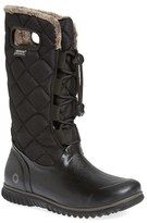 Bogs Women's 'June' Lace High Waterproof Quilted Boot