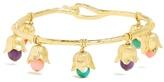 Aurelie Bidermann Lily of the Valley gold-plated bracelet