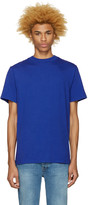 Alexander Wang Blue High Neck T-shirt