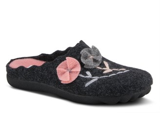 Spring Step Flexus by Natural Fiber Slippers -Duet