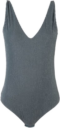Chitè Calliope Green Bodysuit