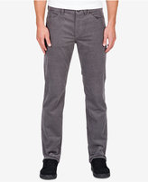 Volcom Men's Solver Five-Pocket Corduroy Pants