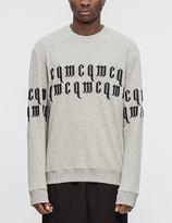 McQ Repeat Logo Sweatshirt