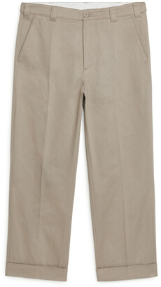 Arket Heavy Weight Twill Trousers