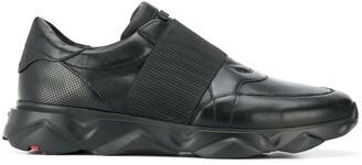 Lloyd Elasticated Slip-On Sneakers