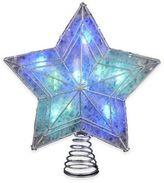 Kurt Adler 10-Light LED Color-Changing Star Treetop