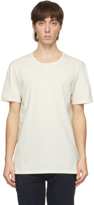 Paul Smith Off-White Crewneck T-Shirt
