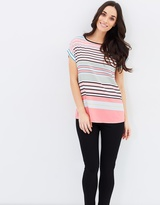 Oasis Stripe T-Shirt