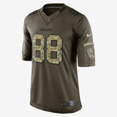 Nike NFL Dallas Cowboys Salute to Service Limited Jersey (Dez Bryant) Men's Football Jersey