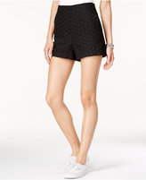 Sanctuary Olivia Eyelet Shorts