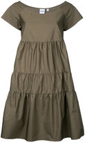 Aspesi flared dress - women - Cotton - 42