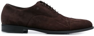 Fratelli Rossetti logo-stamp Oxford shoes