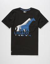 Lrg Abeyta Giraffe Boys T-Shirt