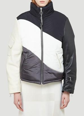 Eytys Lazar Shadow Colour Block Jacket