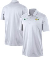 Nike Men's White Oregon Ducks Franchise Performance Polo