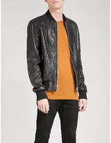 Deadwood Bruised Knee Youth Recycled Leather Jacket