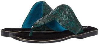 Roper Juliet (Brown) Women's Sandals