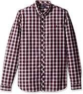 Fred Perry Men's Summer Tartan Shirt