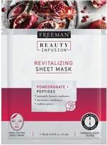 Freeman Revitalizing Sheet Mask with Pomegranate & Peptides