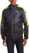Puma Men's Active Techstripe Windbreaker M Jacket