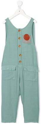 Bobo Choses geometric print jumpsuit