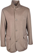 Loro Piana High Collar Jacket