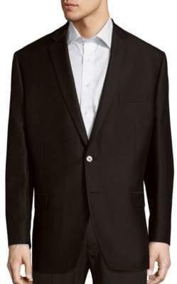 Calvin Klein Long-Sleeve Vented Jacket