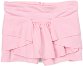 E-Land Kids Pink Tier Skort - Toddler & Girls