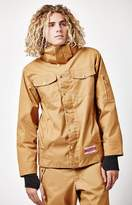 adidas Glisan Tan Snow Jacket