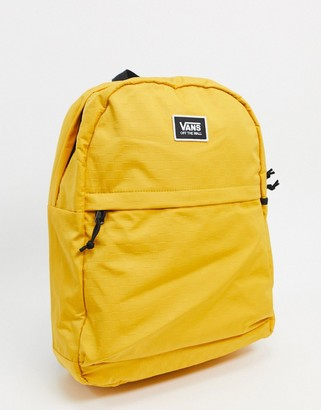 Vans Pep Squad backpack in mango mojito