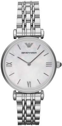 Emporio Armani Women Stainless Steel Bracelet Watch 32mm AR1682