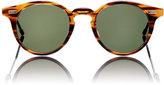Thom Browne Men's Folding Sunglasses-BROWN
