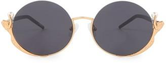 For Art's Sake Ariel 54MM Round Sunglasses