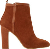 Dune Oke leather trim ankle boots