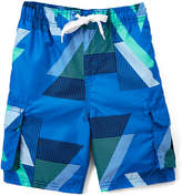 Kanu Surf Royal Voltage Geo Boardshorts - Boys