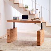 west elm Stack Sit + Stand Adjustable Desk