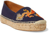 Polo Ralph Lauren Joanne Embroidered Espadrille