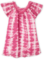 Jessica Simpson Toddler Girls) Tie-Dye Printed Dress