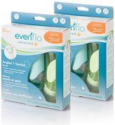 Evenflo Feeding 6-pk. Advanced + Angled 9-oz. Baby Bottles
