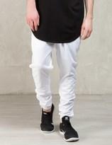 Publish White Cordova-mesh Jogger Pants