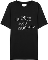 Soulland Darkness Black Cotton T-shirt