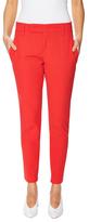 Jil Sander Cotton Zip Cuff Skinny Pant