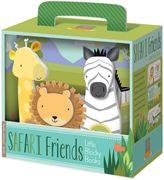 Bed Bath & Beyond Blocky Book Set: Safari Friends by Kathy Ireland
