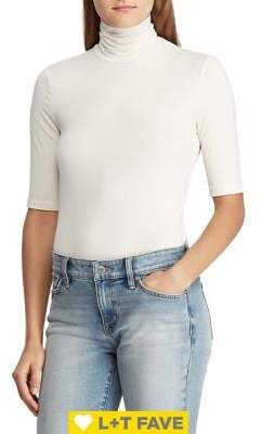 Lauren Ralph Lauren Slim-Fit Turtleneck Sweater