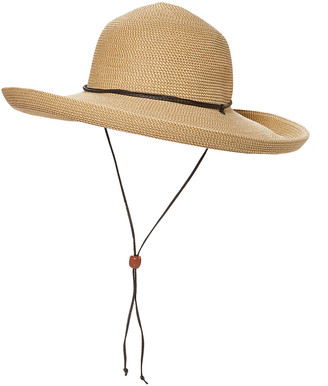 Jeanne Simmons Accessories Women's Sunhats TAN - Tan Tweed UPF 50+ Kettle Brim Sunhat