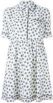 P.A.R.O.S.H. star print shirt dress - women - Silk - M