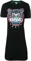 Kenzo tiger print T-shirt dress