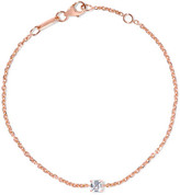 Anita Ko 18-karat Rose Gold Diamond Bracelet - one size